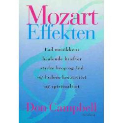 Mozart effekten - bog