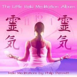 The littel Reike Meditation Album CD.