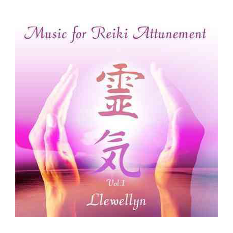 CD: Music for Reiki Attunement