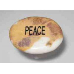 Worry Stone, PEACE