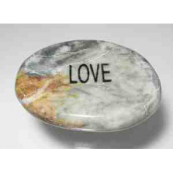 Worry Stone, LOVE