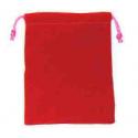 Velourpose 8 x 10 cm. Pink