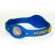 Power armbånd, blå, M