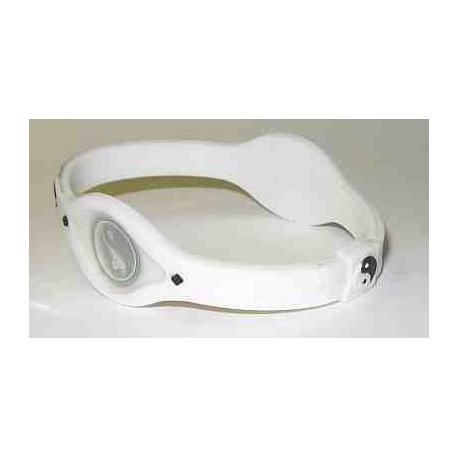 Power armbånd, hvid, M