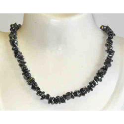 Hæmatit halskæde