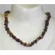 Mookait halskæde