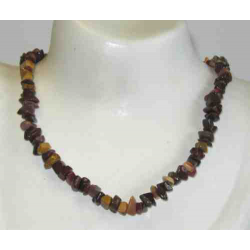 Mokait halskæde