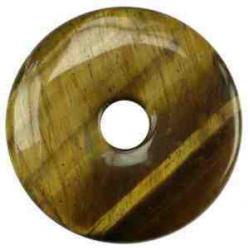 Tigerøje donuts 40 mm.