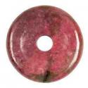 Rhodonit Donuts vedhæng