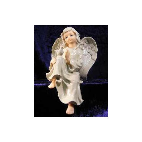 Engel, Siddende, 2