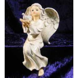 Engel, Siddende, 3
