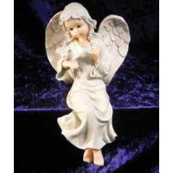 Engel, Siddende, 4