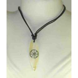 Talisman halskæde, h