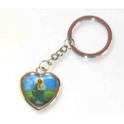 Religious keychain, St. Judas