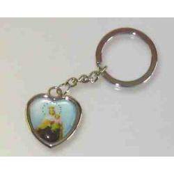 Religious Keychain, Maria med Jesus