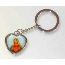 Religiøs nøglering, Marias hjerte