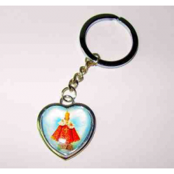 Religious keychain med Messias