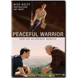 DVD: Peaceful warrior