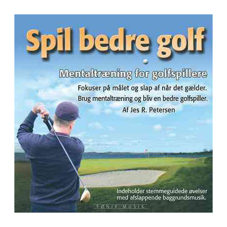 CD: Spild bedre golf