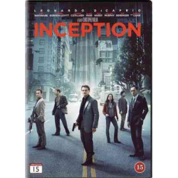 DVD: INCEPTION
