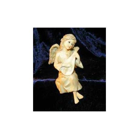 Engel spiller Mandolin