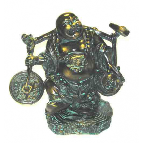 Happy Buddha 24 cm.