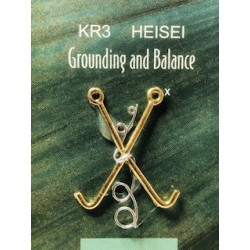 Grounding and balance symbol