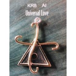 Universal love symbol