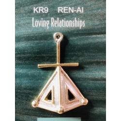 Loving relationships symbol