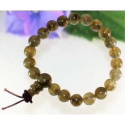 Labradorit Power Beads Armbånd