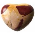 Hjerte i Mookait, 39 mm.