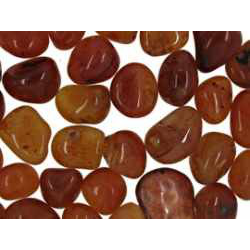 Karneol gemstones