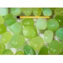 Jade grøn lommesten