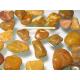 Jaspis gul/gulbrun