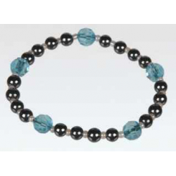 Bio-Magnetic Bracelet Hematite, b