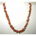 Guldstone lux halskæde