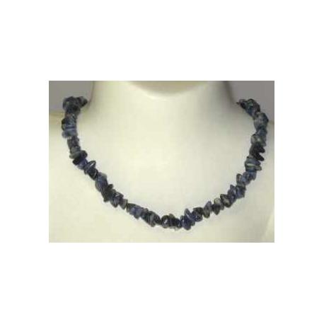 Sodalit halskæde