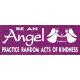 Be an Angel - Klistermærke