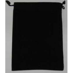 sort Velour pose 12 x 17 cm.