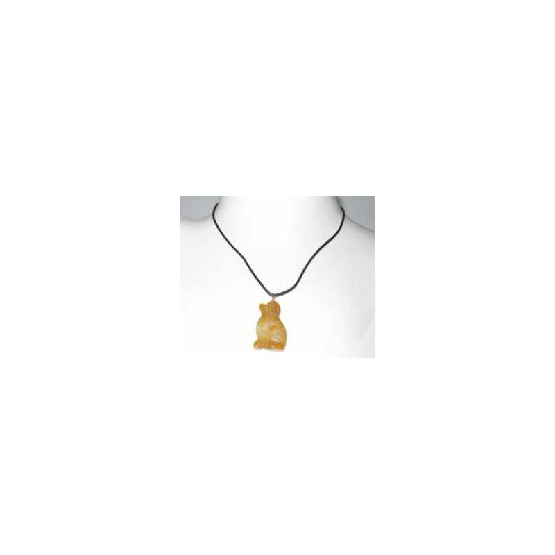 gul halskæde