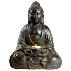 Ler Buddha 45 cm.