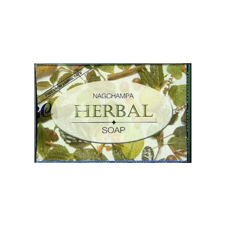 NAG CHAMPA Herbal sæbe