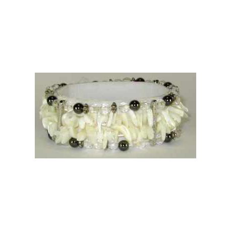 Perlemor magnetarmbånd