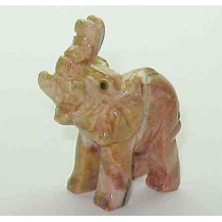 Lykke elefant, Marmor