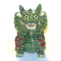 Kinesisk Drage, porcelæn