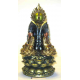 Buddha tempel 25 cm.