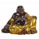 Luksus Happy Buddha 17 cm.