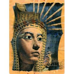 Gudindekort: Isis