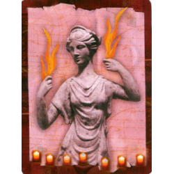 Gudindekort: Vesta