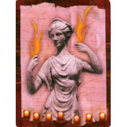 Vesta Gudindekort